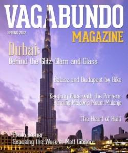 Vagabundo Magazine - Spring 2012