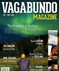 Vagabundo Magazine - October - November 201..