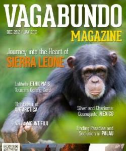 Vagabundo Magazine - December 2012 - Januar..