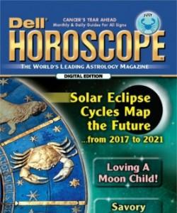 Dell Horoscope - July 2016