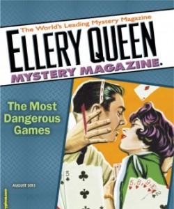 Ellery Queen Mystery Magazine - August 2015