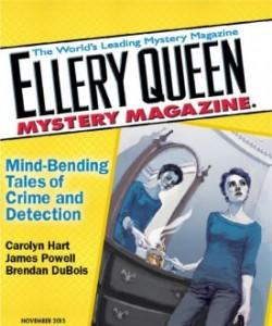 Ellery Queen Mystery Magazine - November 2015