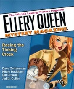 Ellery Queen Mystery Magazine - December 2015