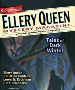 Ellery Queen Mystery Magazine - January 2016