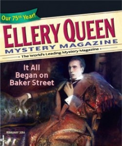 Ellery Queen Mystery Magazine - February 2016