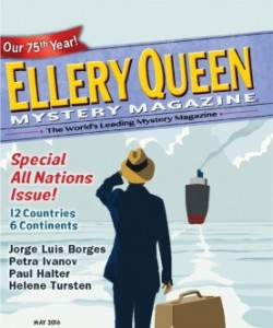 Ellery Queen Mystery Magazine - May 2016