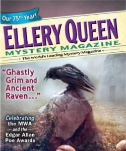 Ellery Queen Mystery Magazine - June 2016