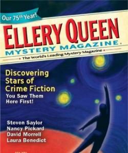 Ellery Queen Mystery Magazine - July 2016