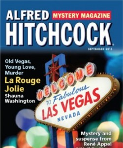 Alfred Hitchcock Mystery Magazine - September 2015