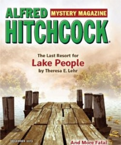 Alfred Hitchcock Mystery Magazine - December 2015