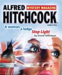 Alfred Hitchcock Mystery Magazine - March 2016