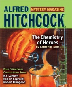 Alfred Hitchcock Mystery Magazine - May 2016