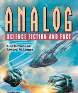 Analog Science Fiction and Fact - October 2015