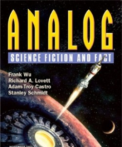 Analog Science Fiction and Fact - November 2015