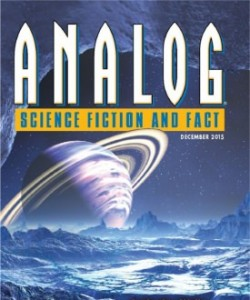 Analog Science Fiction and Fact - December 2015