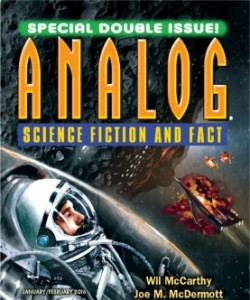 Analog Science Fiction and Fact - January/February 2016