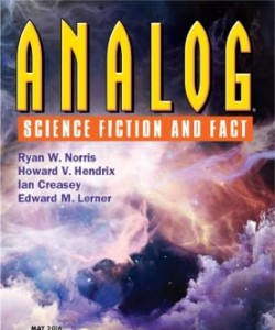 Analog Science Fiction and Fact - May 2016