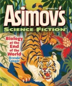 Asimov's Science Fiction - September 2015
