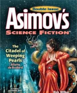 Asimov's Science Fiction - October/November 2015