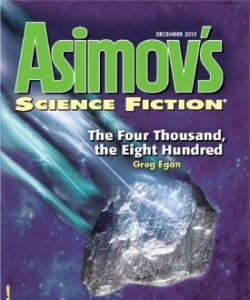 Asimov's Science Fiction - December 2015