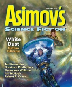 Asimov's Science Fiction - January 2016