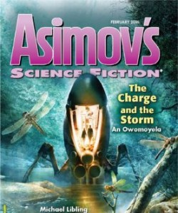 Asimov's Science Fiction - February 2016