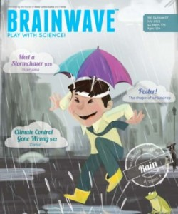 Brainwave - July 2015