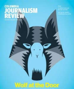 Columbia Journalism Review - November/December 2014