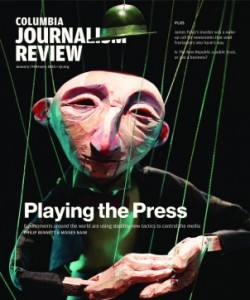 Columbia Journalism Review - January/February 2015