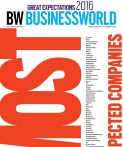 Businessworld - January 11, 2016