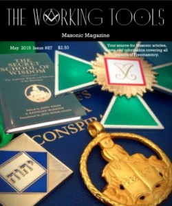The Working Tools Masonic Magazine - May 2015