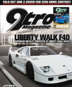 9tro Magazine - Issue 22