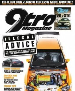 9tro Magazine - Issue 23