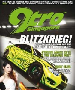 9tro Magazine - Issue 25