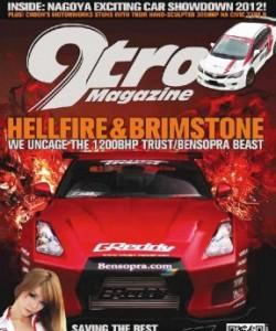 9tro Magazine - Issue 21