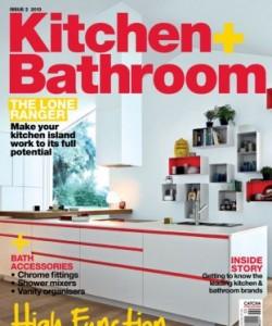 Kitchen + Bathroom - March - April 2013