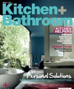 Kitchen + Bathroom - May - June 2013