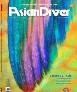 Asian Diver - Issue 01 - 2016