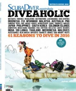 Scuba Diver - Issue 01 - 2016