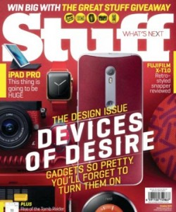 Stuff Middle East - October 2015