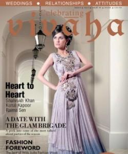 Celebrating Vivaha - Issue 4 2012