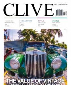 CLIVE - April - 2013
