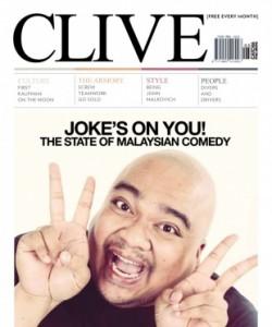 CLIVE - May - 2013