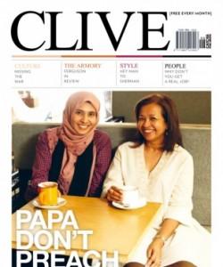 CLIVE - June 2013