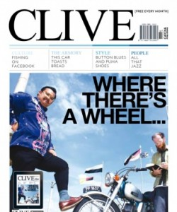 CLIVE - July 2013