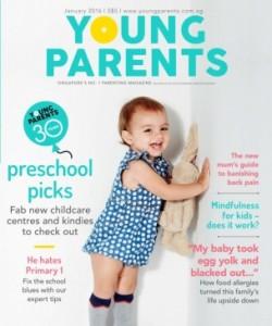 Young Parents Singapore - January 2016