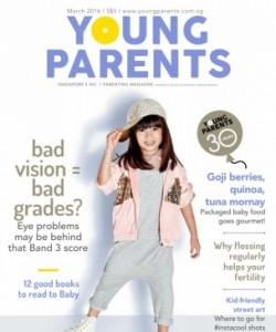 Young Parents Singapore - March 2016
