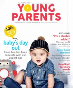 Young Parents Singapore - April 2016