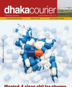 Dhaka Courier - July 1, 2016