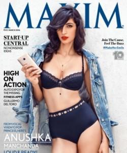 Maxim India - March 2016